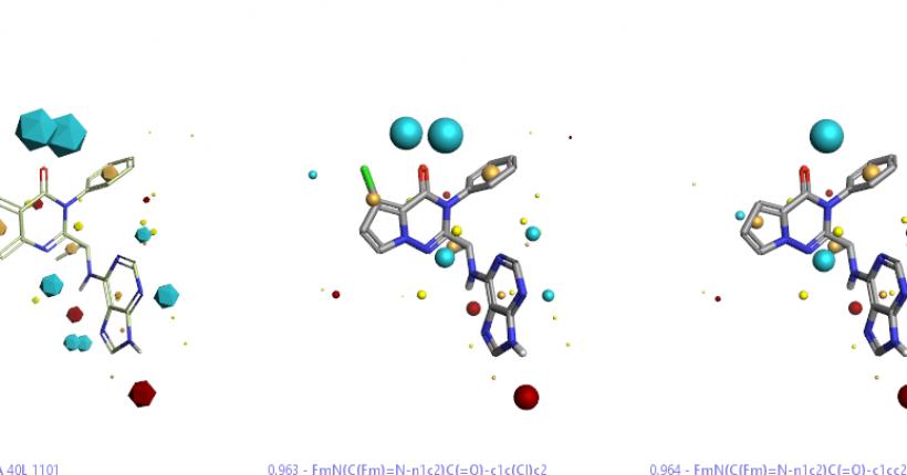 用ADMET Predictior与SPARK重现和记黄埔的PI3Kγ/δ双重抑制剂优化的过程