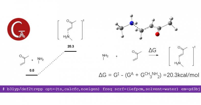 Gaussian教程 | 用DFT预测Michael受体的遗传毒性(AMES test)
