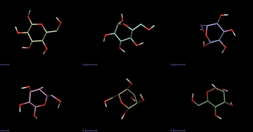 CONFLEX教程 | 构象聚类
