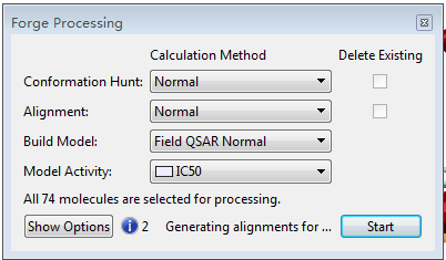 Forge教程 | 3D-QSAR建模-墨灵格的博客