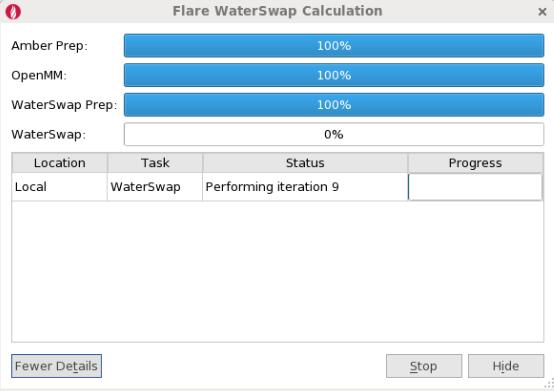 FLARE教程 | WaterSwap计算结合自由能-墨灵格的博客