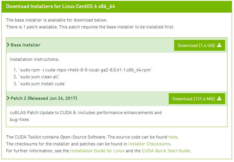 GeFore GTX1080驱动与CUDA在Linux下的安装-墨灵格的博客