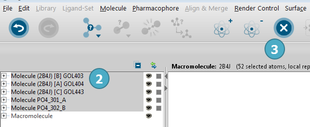 Ligandscout案例 | HIV-1整合酶与LEDGF/p75蛋白-蛋白相互作用小分子抑制剂的发现-墨灵格的博客