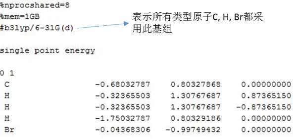 Gaussian教程   使用基组和赝势-墨灵格的博客
