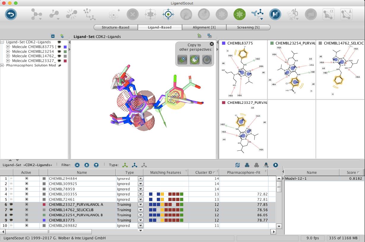 LigandScout | 最新版本4.2发布-墨灵格的博客