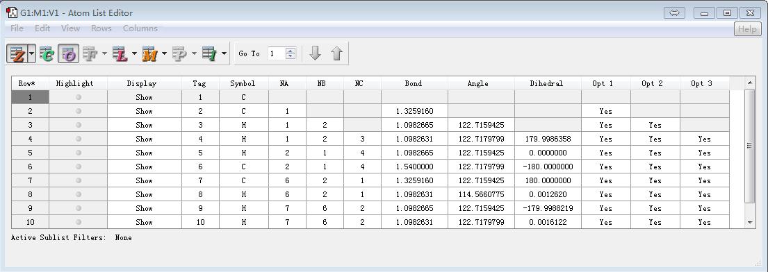 Gaussian教程 | 势能面扫描-墨灵格的博客