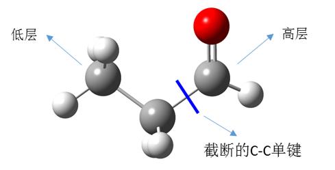 Gaussian教程 | ONIOM方法模拟分子结构-墨灵格的博客