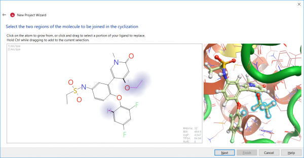 案例 | 用SPARK大环化技术设计大环BRD4抑制剂-墨灵格的博客