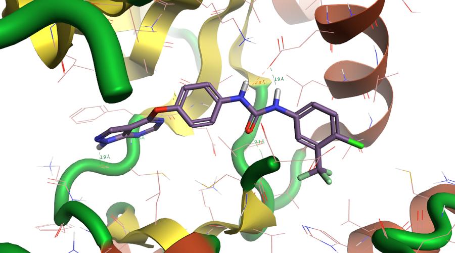 AutoT&T 2.0算例 | VEGFR-2抑制剂的多起点优化-墨灵格的博客