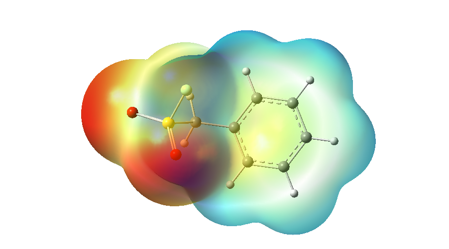Gaussian教程 | 绘制分子表面静电势-墨灵格的博客