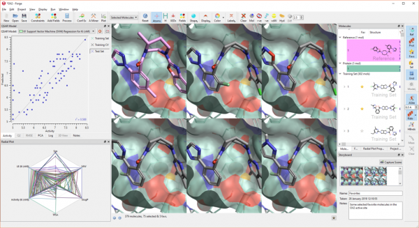 Forge V10.6发布-助力理解构效关系并优选化合物-墨灵格的博客
