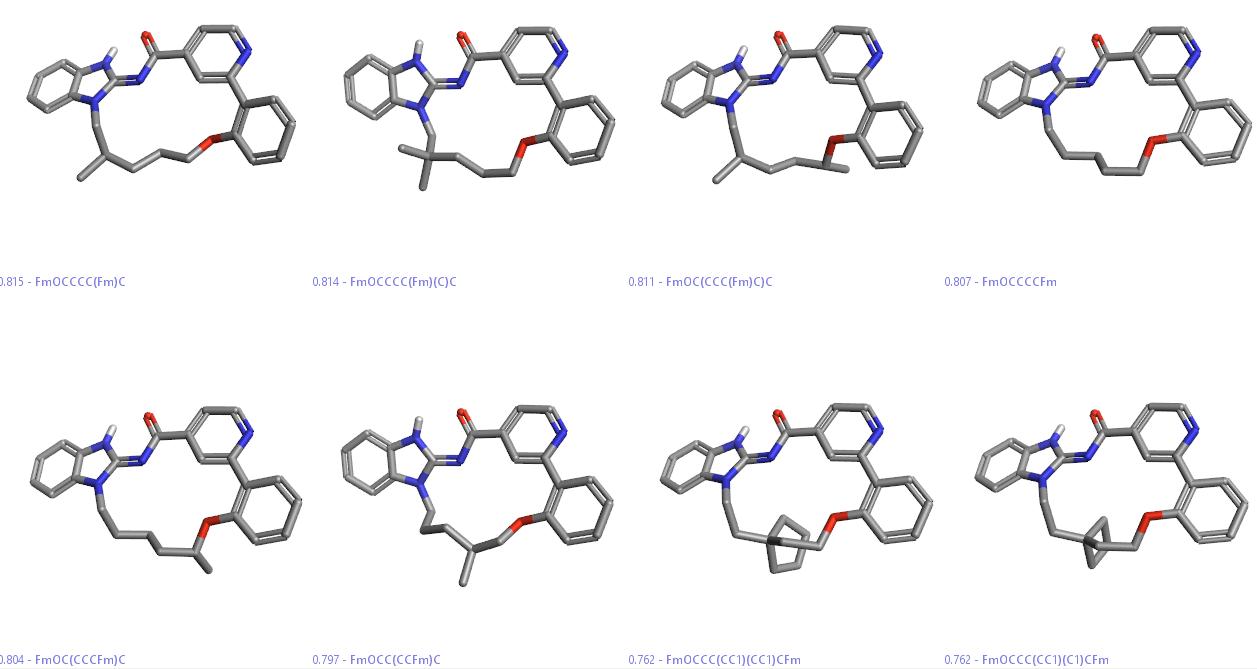文献重现   大环EGFR激酶抑制剂BI-4020的先导化合物5与6的发现与设计-墨灵格的博客
