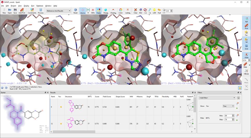 SPARK V10.6发布:新增分子对接功能与改进搜索算法-墨灵格的博客
