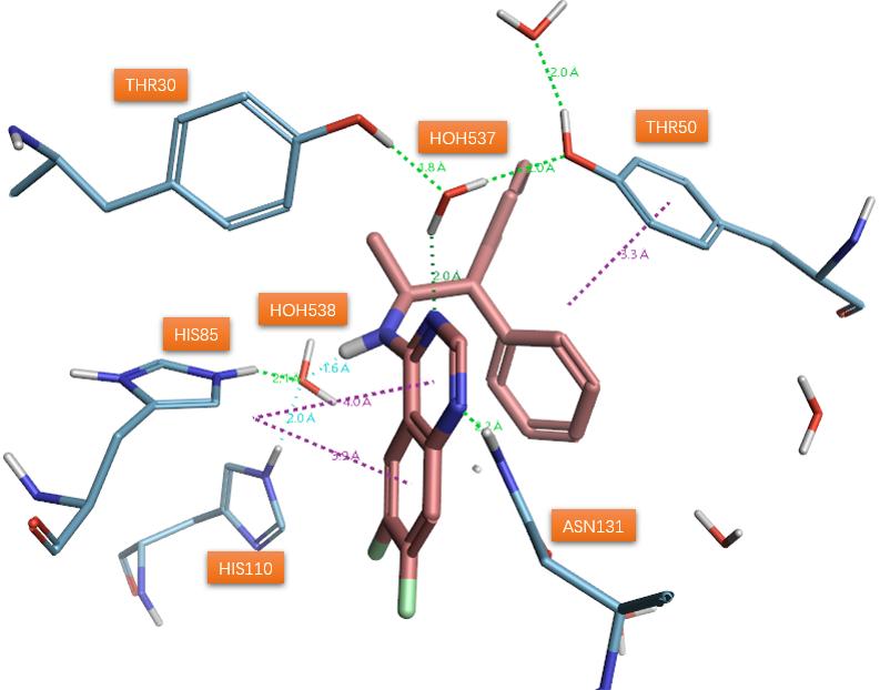 综合利用基于结构与基于配体的方法理解SD抑制剂的SAR-墨灵格的博客